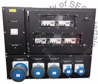 125A Single Phase Theatre Panel