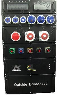 250A Outside Broadcast Panel