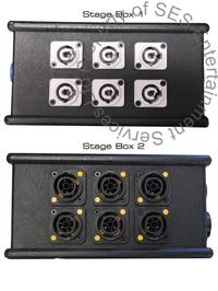 Stage Boxes