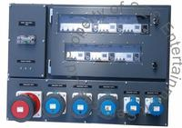 125A Stage Panel
